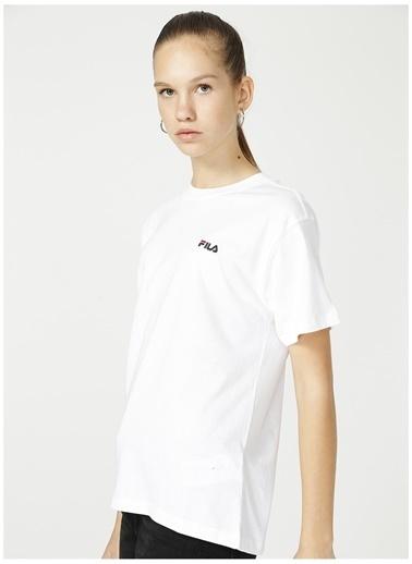 Fila Fila Beyaz T-Shirt Beyaz